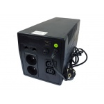 UPS do 1-2 zestawów PC 600W/1000VA USB MicroUPS1000